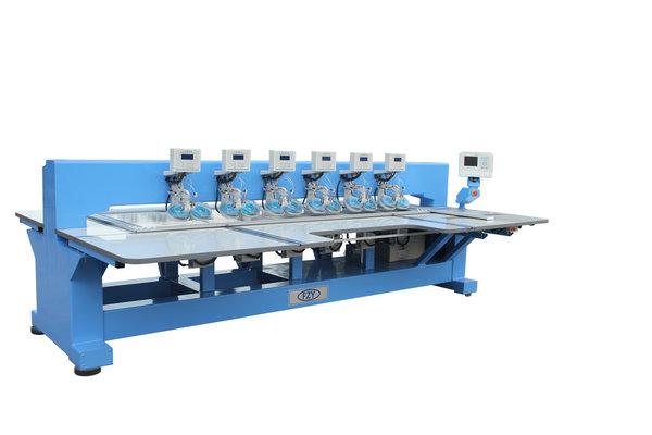 Fully automatic hot stamping drill.